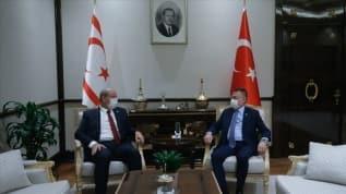 Cumhurbaşkanı Yardımcısı Oktay açıkladı: KKTC'ye 117 milyon lira aktarıyoruz