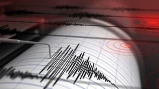 Elazığ'da korkutan deprem