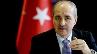 Kurtulmuş, Ermenistan'ın Azerbaycan'a karşı saldırılarını değerlendirdi