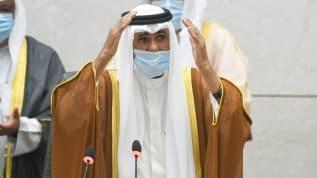 Kuveyt'in yeni emiri Şeyh Nevvaf yemin etti