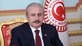 TBMM Başkanı Şentop: Azerbaycan'ın Türkiye dahil başka bir ülkenin desteğine ihtiyacı yok
