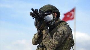Sızma girişiminde bulunan 2 PKK'lı terörist etkisiz hale getirildi