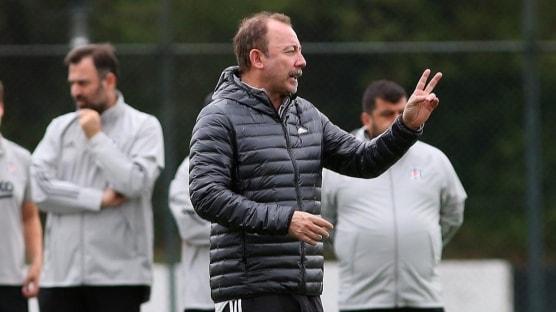 Beşiktaş, Denizlispor maçına hazırlanıyor