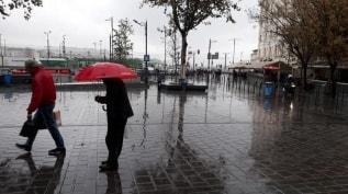 3 il için Meteoroloji'den yağış uyarısı geldi