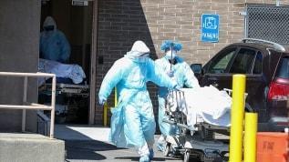 ABD'nin koronavirüsle başı dertte! Hayatını kaybedenlerin sayısı 225 bini aştı