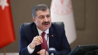 Sağlık Bakanı Fahrettin Koca 20 Ekim Türkiye koronavirüs tablosunu paylaştı