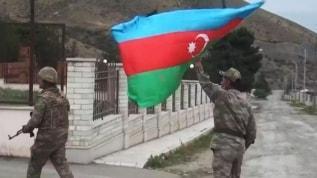 Dağlık Karabağ'da tarihi an: 28 yıl sonra ezan sesi yükseldi
