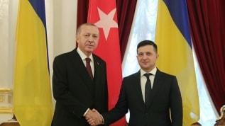 Türkiye ziyareti sonrası Zelenskiy'den flaş açıklama: Türkiye ile üreteceğiz