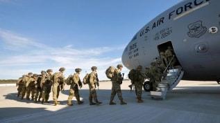 ABD, askeri gücünü Doğu Avrupa'ya yığacak