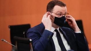 Alman Sağlık Bakanı Jens Spahn koronavirüse yakalandı