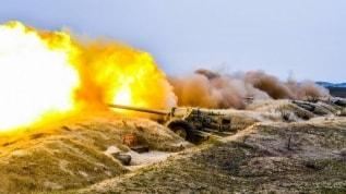 Azerbaycan ordusu Cebrail ve Gubadlı istikametinde ilerliyor! Ermenistan ağır kayıp vererek geri çekildi