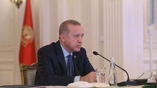Başkan Erdoğan'dan, BBP Genel Başkanlığı'na yeniden seçilen Destici'ye tebrik mesajı
