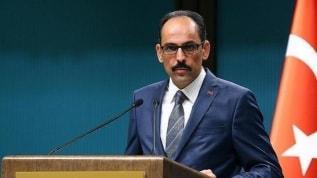 İbrahim Kalın'dan haydut Ermenistan'ın lideri Paşinyan'a sert tepki: Kimin savaş istediği bellidir