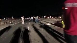 KKTC'de feci kaza! 3 üniversite öğrencisi hayatını kaybetti