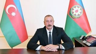 Aliyev'den flaş açıklama: Tamamen kurtarıldı