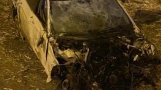 Batman'da otomobil şarampole yuvarlandı: 1 ölü
