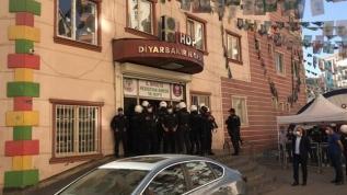 HDP Diyarbakır il başkanı gözaltına alındı