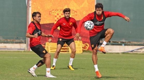 Kasımpaşa maçı öncesi Göztepe'de sakat oyuncuların son durumu