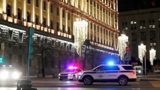 Rusya'da hükümet binasına bombalı saldırı girişimi!