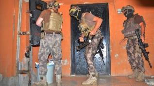 Şanlıurfa'da narkotik operasyonu: 9 gözaltı