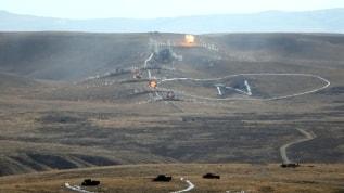 TSK duyurdu! Ateş Serbest-2020 faaliyetinde hedefler tam isabetle vuruldu