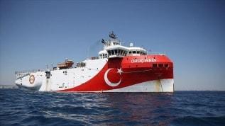 Türkiye'den Doğu Akdeniz adımı! Oruç Reis için yeni Navtex ilanı