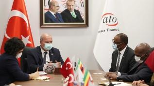 Zimbabve'den yatırım için ATO'ya davet
