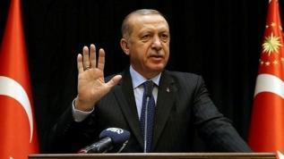 Başkan Erdoğan'dan Berlin'deki cami baskınına kınama