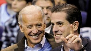 """Oğlunun eski iş ortağından Biden'a """"Çin"""" suçlaması"""