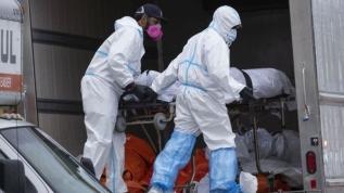ABD'de koronavirüsten son 24 saatte bin 74 kişi daha hayatını kaybetti