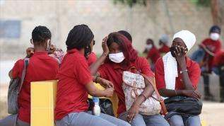 Afrika'da koronavirüs kabusu sürüyor: Ölü sayısı 41 bine yaklaştı