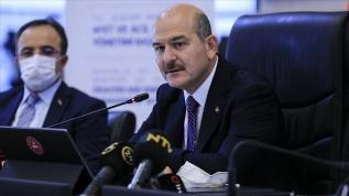 Bakan Soylu'dan ABD Büyükelçiliğine tepki: Yakışır bir davranış değil