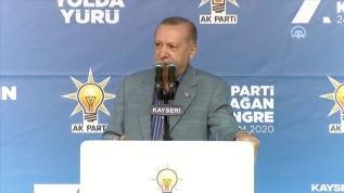 Başkan Erdoğan: Macron'un zihinsel tedaviye ihtiyacı var