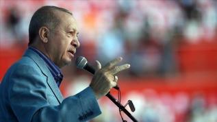 Başkan Erdoğan: Kentsel dönüşüm çalışmalarında çok büyük aşama kaydettik