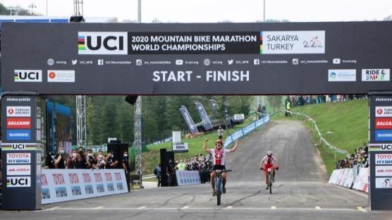 2020 Dünya Dağ Bisikleti Maraton Şampiyonası'nda birinciler belli oldu