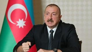 Aliyev'den flaş açıklama: 100'den fazla yerleşim yerini işgalden kurtardık
