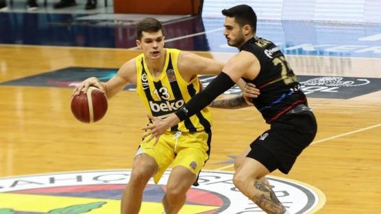 Fenerbahçe'den farklı galibiyet