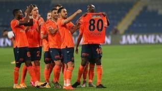 Gol yağmuru! Başakşehir Antalyaspor'a fark attı