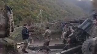 Haydut Ermenistan, çocukları cephede kullanıyor