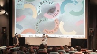 8. Boğaziçi Film Festivali'nin üçüncü gününde ulusal yarışma filmleri seyirciyle buluşmaya devam etti