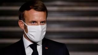 Macron 3 dilde boykotu durdurun diye yalvardı