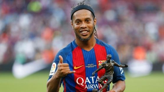 Ronaldinho'dan kötü haber geldi!
