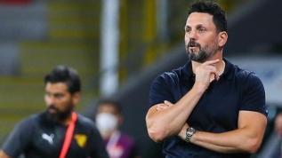 Erol Bulut'un Trabzonspor maçının devre arasında yaptığı konuşma ortaya çıktı