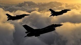 Hava harekatında PKK'ya ağır darbe: 6 terörist etkisiz hale getirildi