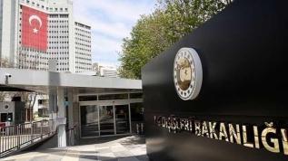 Türkiye'den haydut Ermenistan'a tepki