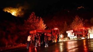 Bakan Pakdemirli duyurdu: Orman yangını kontrol altında
