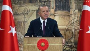 Başkan Erdoğan'dan 29 Ekim mesaj