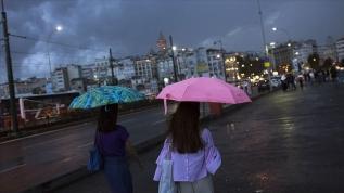 Meteoroloji uyardı! Ege Bölgesi ve Marmara Bölgesi'nde yağış bekleniyor