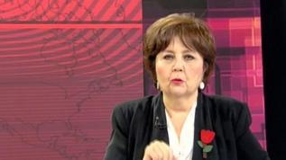 Halk TV sunucusu Ayşenur Arslan Macron'u savundu