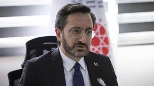 İletişim Başkanı Altun, Fransa'daki terör saldırısını kınadı